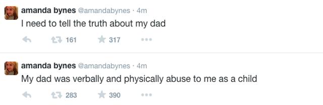 Amanda Bynes Dad Tweets
