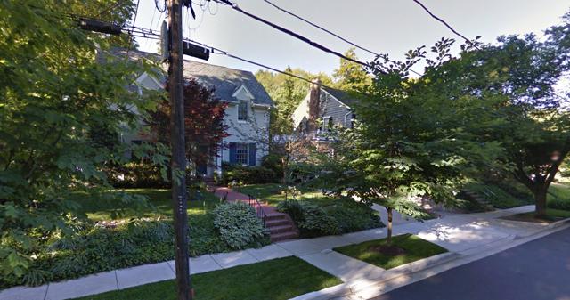 Ron Klain House Chevy Chase Maryland