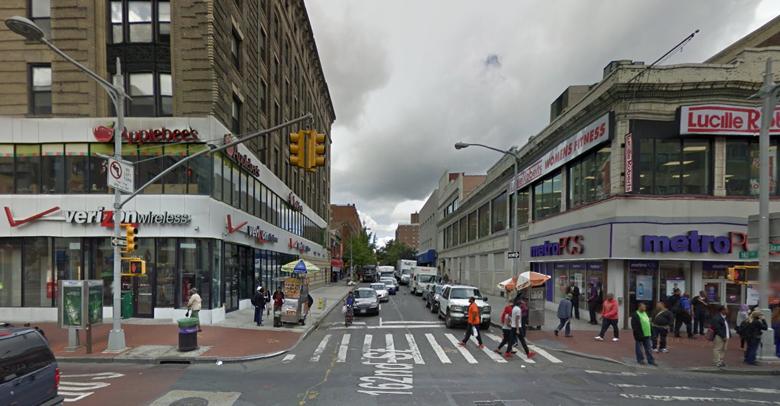 Jamaica Avenue Axe Attack