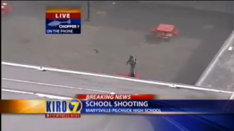 KIRO-TV Marysville School Shooting