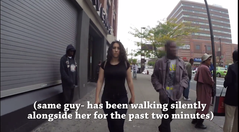 NYC Catcalling Video