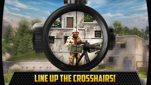 Kill Shot Mobile Game