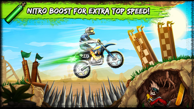 Bike Rivals Cheats