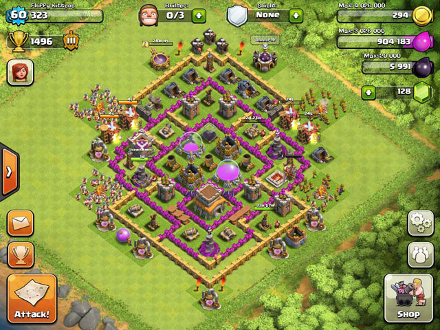 Clash of Clans' Builder: Best Town Hall 8 Layouts | Heavy.com | Page 2