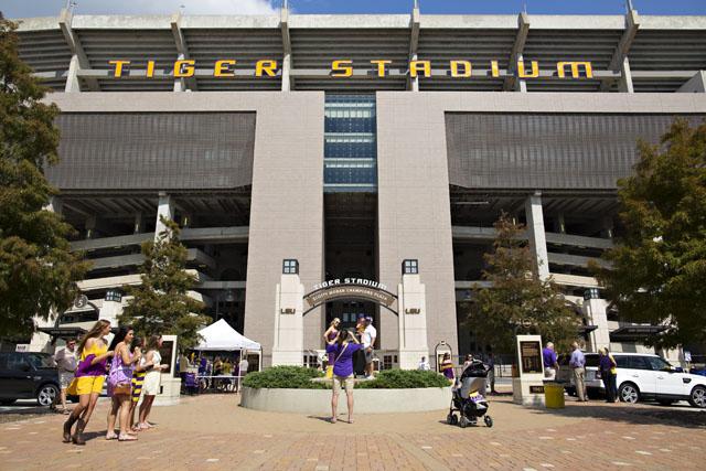 Tiger Stadium LSU