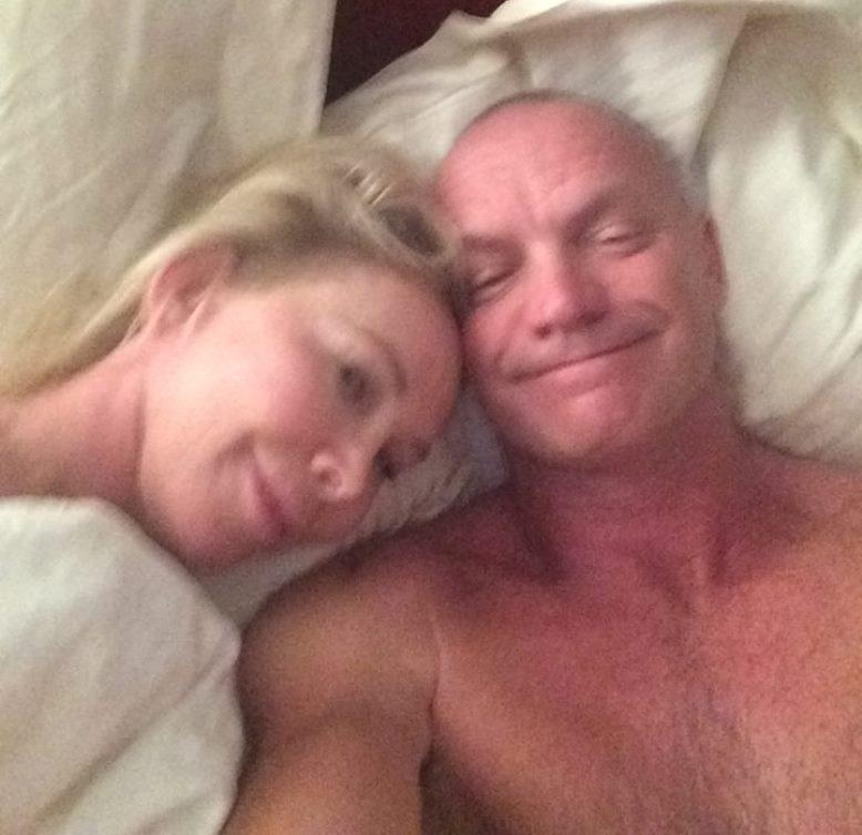 Trudie Styler, Sting's Wife, Sting Tantric Sex, Trudie Styler And Sting, Sting Inside The Actors Studio