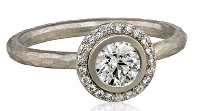 unique unusual engagement rings