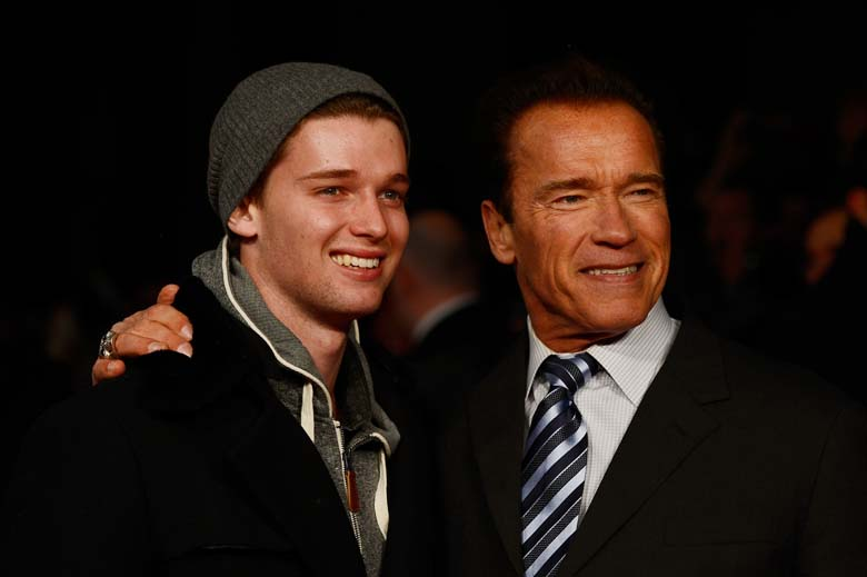 Arnold Patrick Schwarzenegger