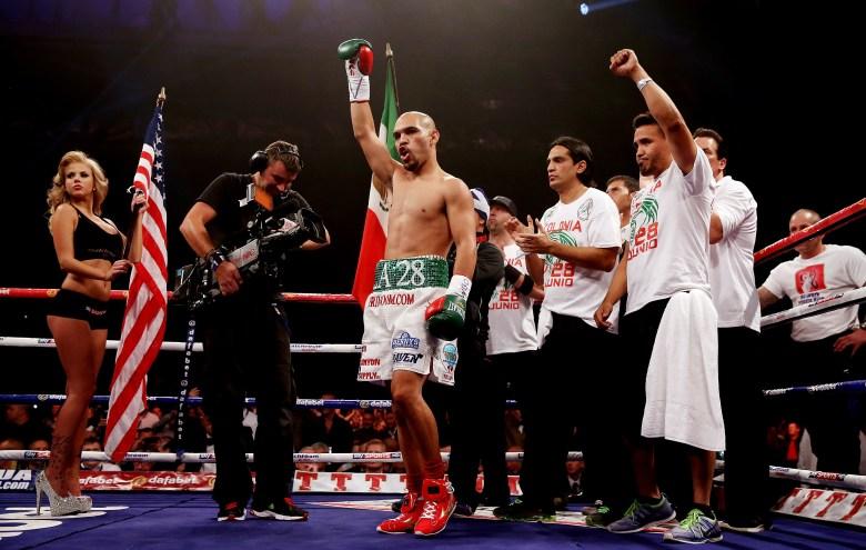 Ricky Burns v Raymundo Beltran - WBO World Lightweight Championship