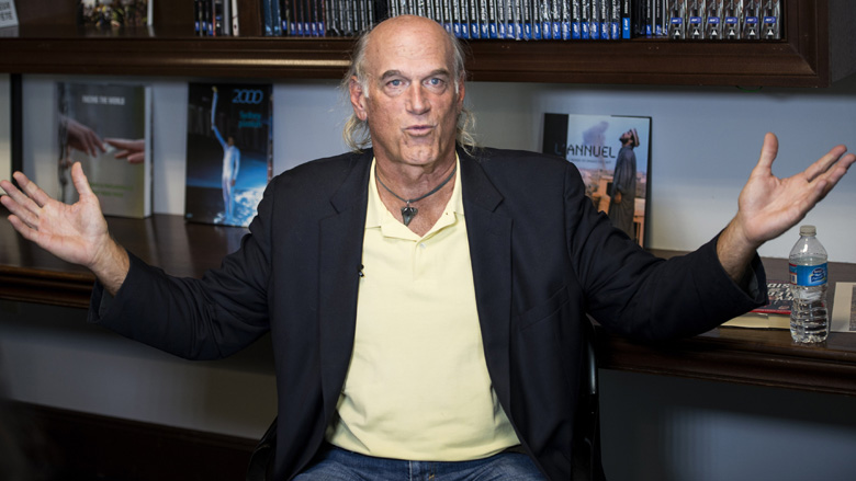 Jesse Ventura Myron May
