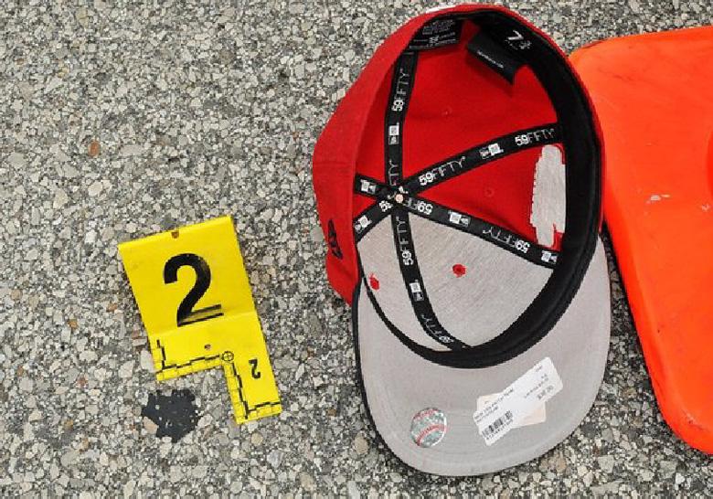 new ferguson crime scene photos, darren wilson not indicted