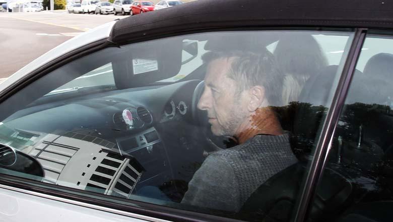 Phil Rudd Arrested