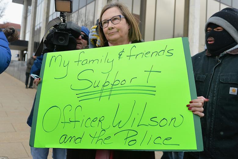 darren wilson, ferguson grand jury