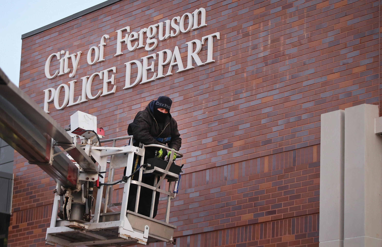 Ferguson Police Department, Darren Wilson