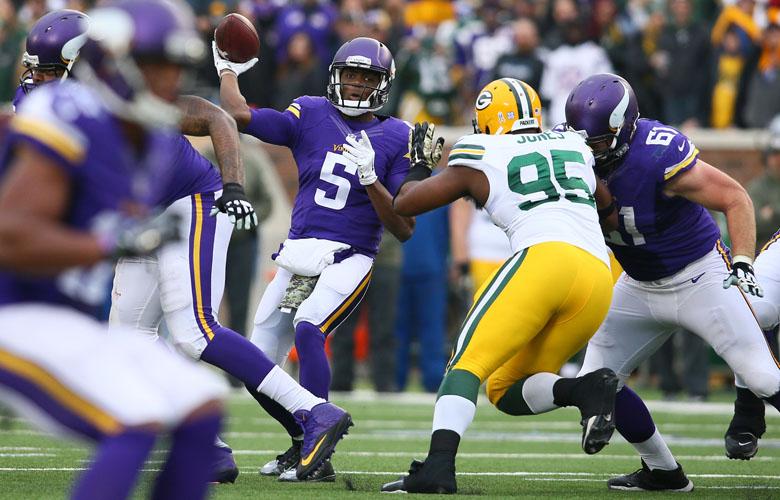 Teddy Bridgewater, Minnesota Vikings