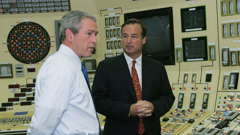 Mayo Shattuck George W. Bush