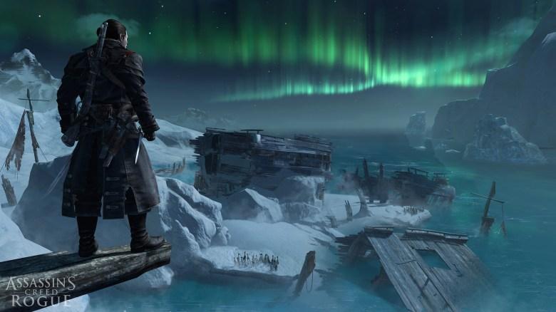 Assassin's Creed Rogue North Atlantic