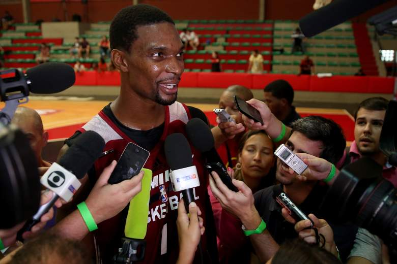NBA Global Games Rio 2014 - Practice Day