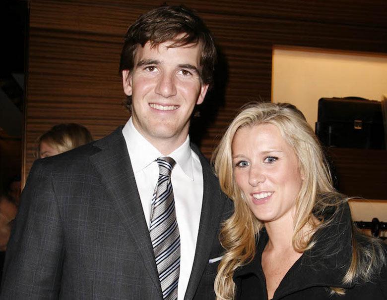 Eli Manning wife, Abby McGrew Manning