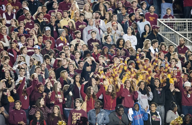 Florida State fans