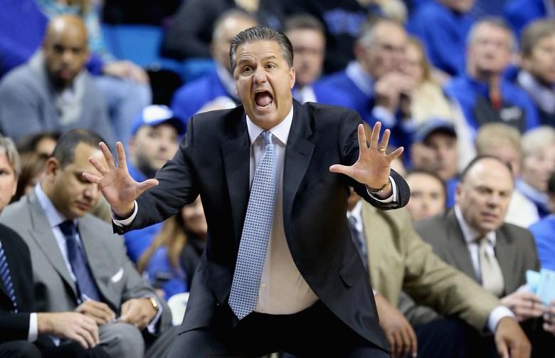 John Calipari, Kentucky basketball