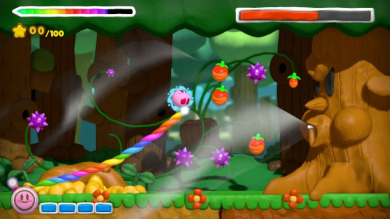 Kirby and the rainbow curse release date