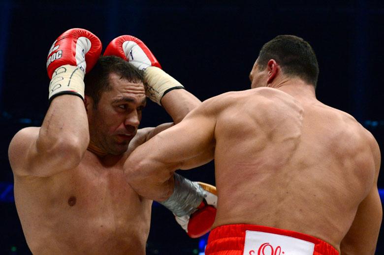 Wladimir Klitschko vs. Kubrat Pulev