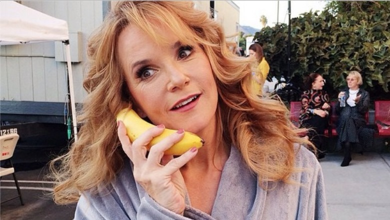 Lea Thompson Eliminated Dancing With The Stars, Lea Thompson Eliminated DWTS, Lea Thompson Voted Off Dancing With The Stars, DWTS Results