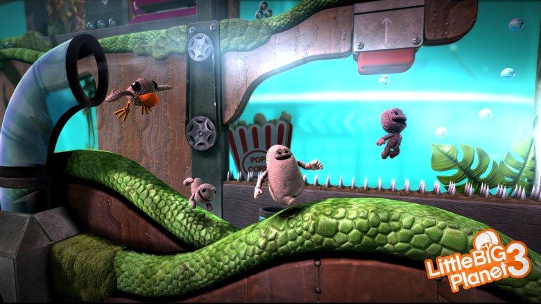 LittleBigPlanet 3 characters
