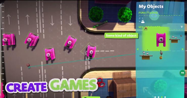 LittleBigPlanet 3 screenshot