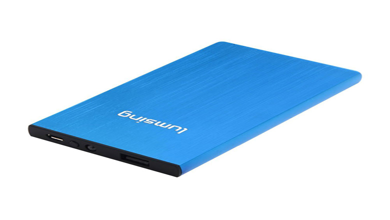 Lumsing, power bank, portable phone charger