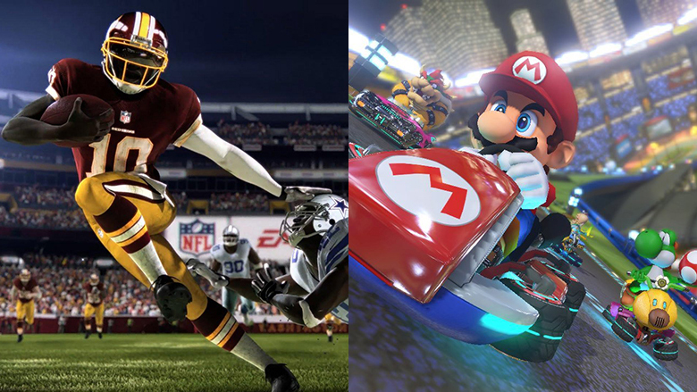 mario kart 8, mario kart 8 dlc, mario kart 8 unlockables, mario kart 8 characters, madden nfl 15, madden nfl 15 player ratings, madden nfl 15 glitch, best-selling video games, best-selling games, black friday video game deals, black friday video games, games for christmas, video games for christmas, amazon video games, amazon video game deals, amazon game deals