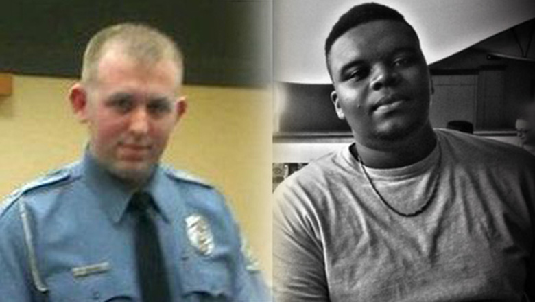 michael brown darren wilson
