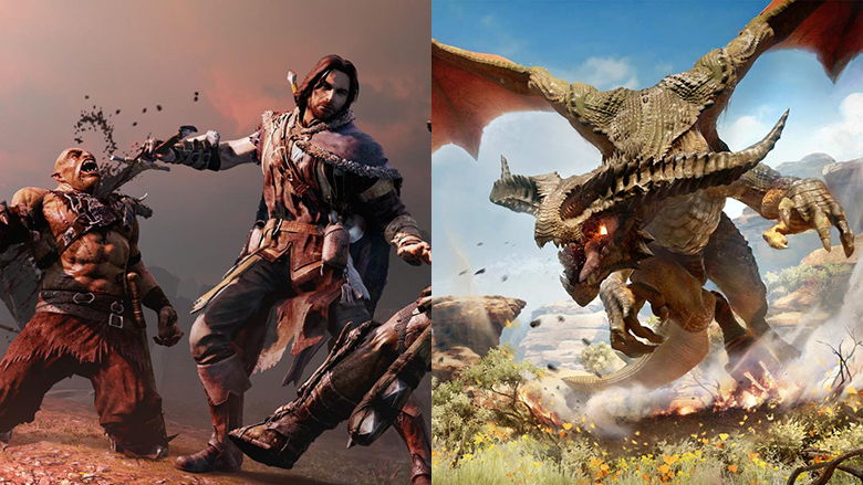 middle-earth shadow of mordor, shadow of mordor gameplay, shadow of mordor review, shadow of mordor trailer, dragon age inquisition, dragon age inquisition gameplay, dragon age inquisition trailer, dragon age inquisition review