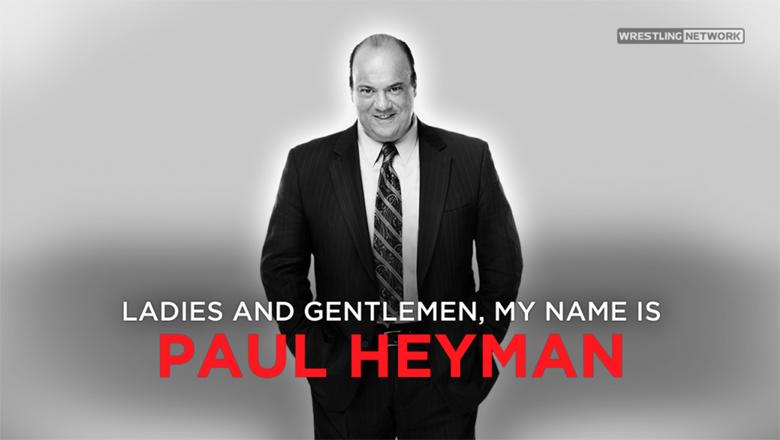 My Name is Paul Heyman