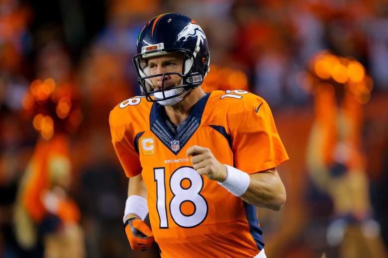 Peyton Manning contract, Peyton Manning salary