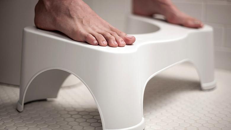 squatty potty, poop stool on shark tank