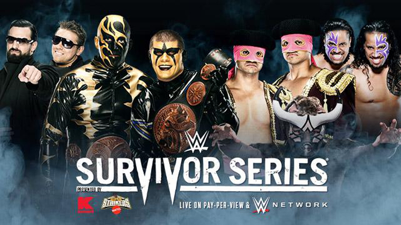 Survivor Series 2014