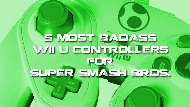 Super Smash Bros Controller