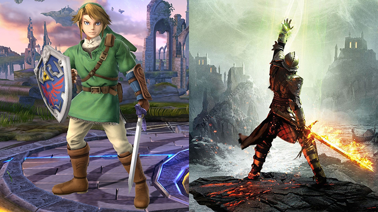 super smash bros., dragon age: inquisition, christmas gifts for gamers