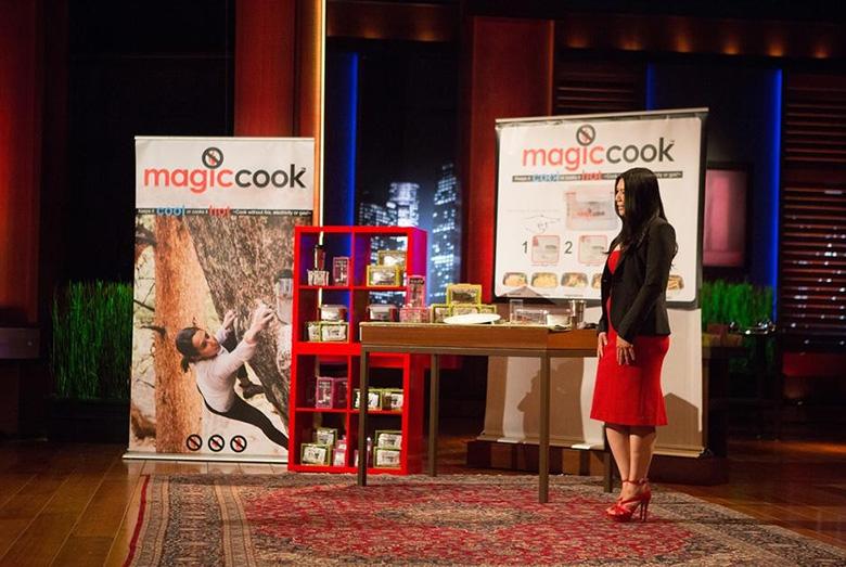 magic cook shark tank, shark tank products, new shark
