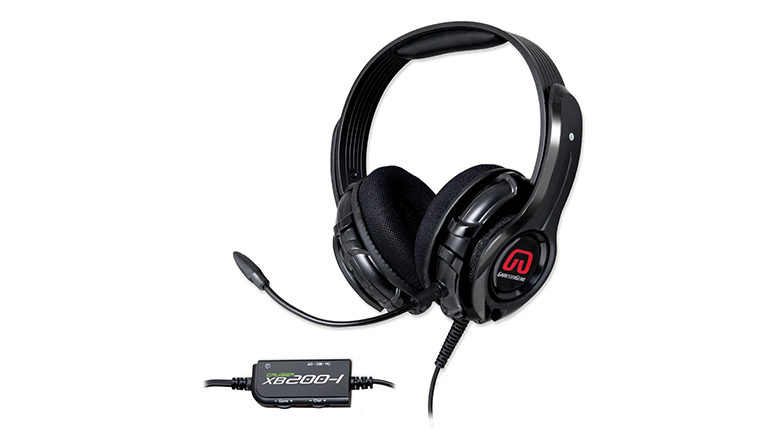 headset, xbox 360, syba