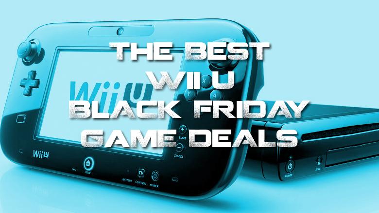 Wii U Black Friday Deals