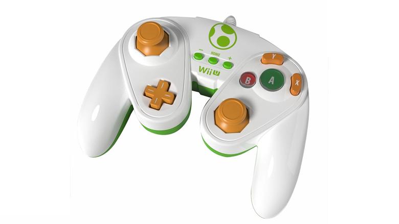 Wii U controllers