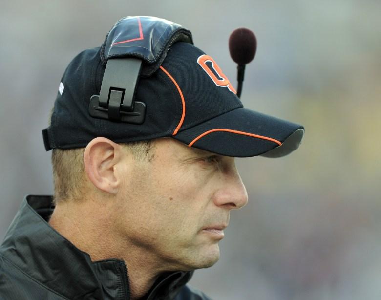 mike riley, oregon state football coach, nebraska football coach
