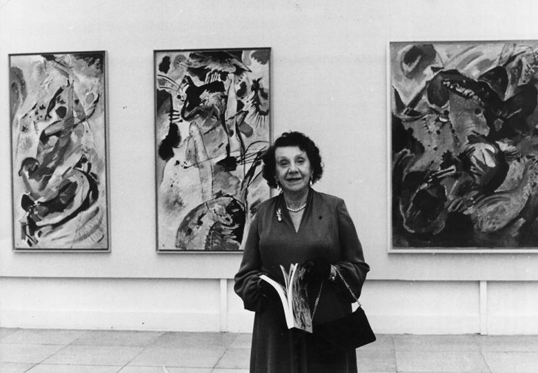 Nina Kandinsky Adrewievskaya
