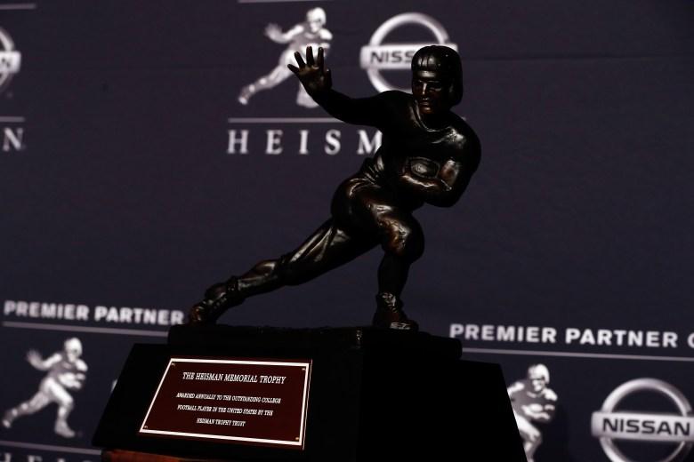 heisman, heisman trophy