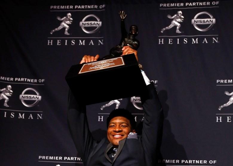 jameis winston, heisman, heisman trophy