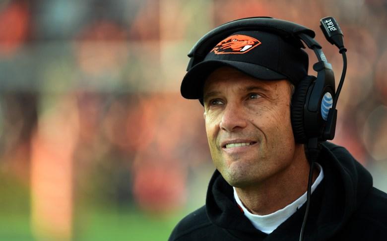 Mike Riley, Nebraska football coach, Oregon State football coach
