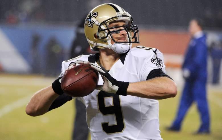 Drew Brees, New Orleans, Saints